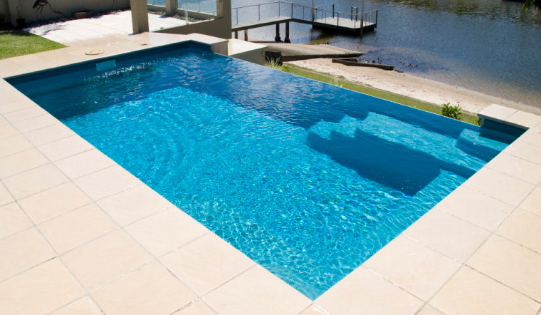 A Guide To Designing And Building An Infinity Pool And How It Works Compass Pools