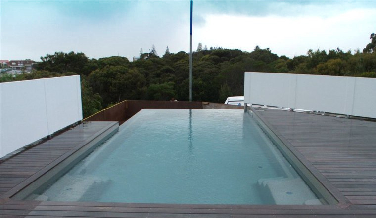 Infinity Swimming Pool Design & Oveflow Pool Construction | Compass ...