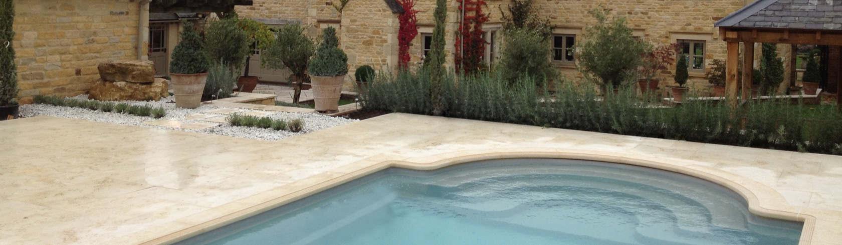 Award Winning Pool Installation
