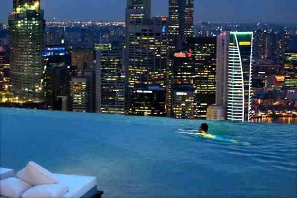 A Guide To Roof Top Swimming Pool Design And Construction
