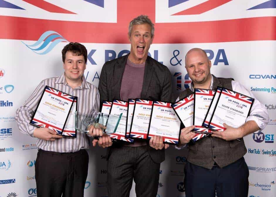 Compass Pools UK Pool Retailer of the Year