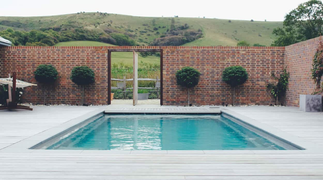 Outdoor Pool South Downs