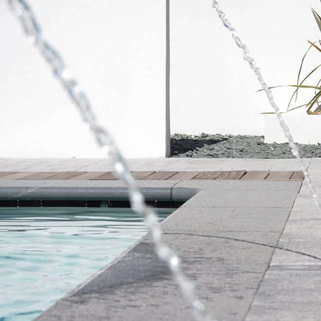 Concrete Poolside