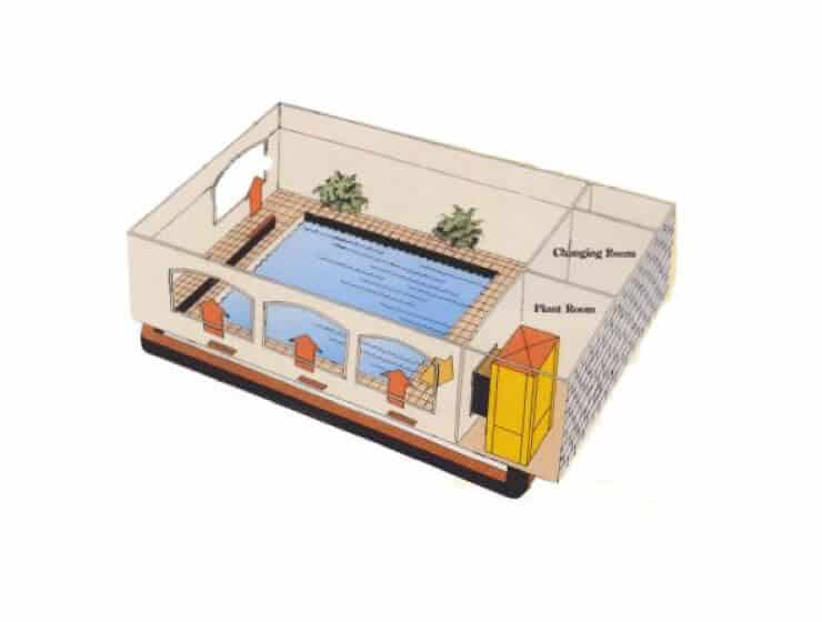 Compass Pools Ducted Environmental Control System