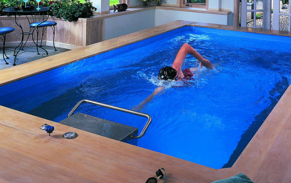 exercise pool