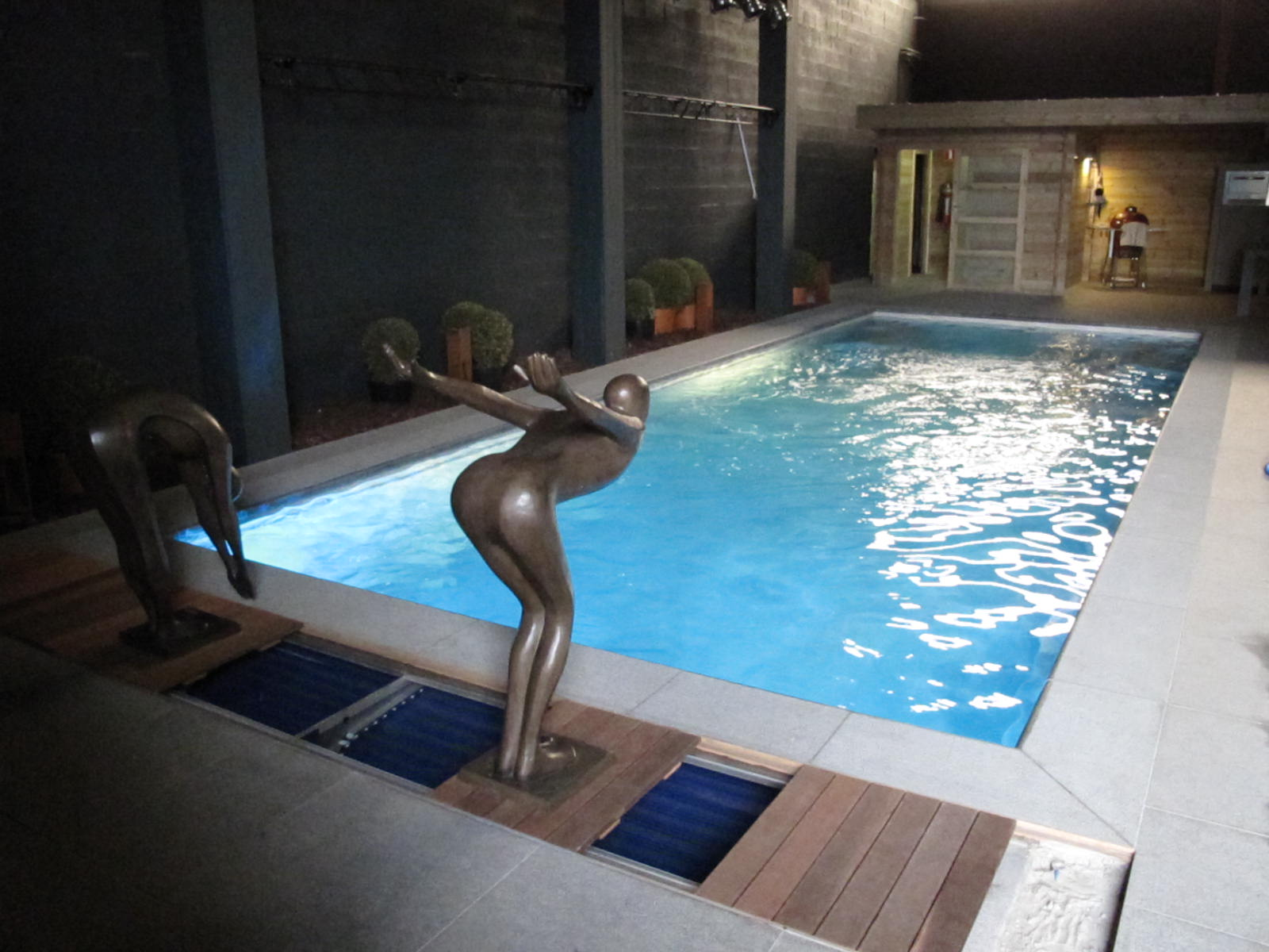 The Secret To The Best Luxury Indoor Swimming Pool By