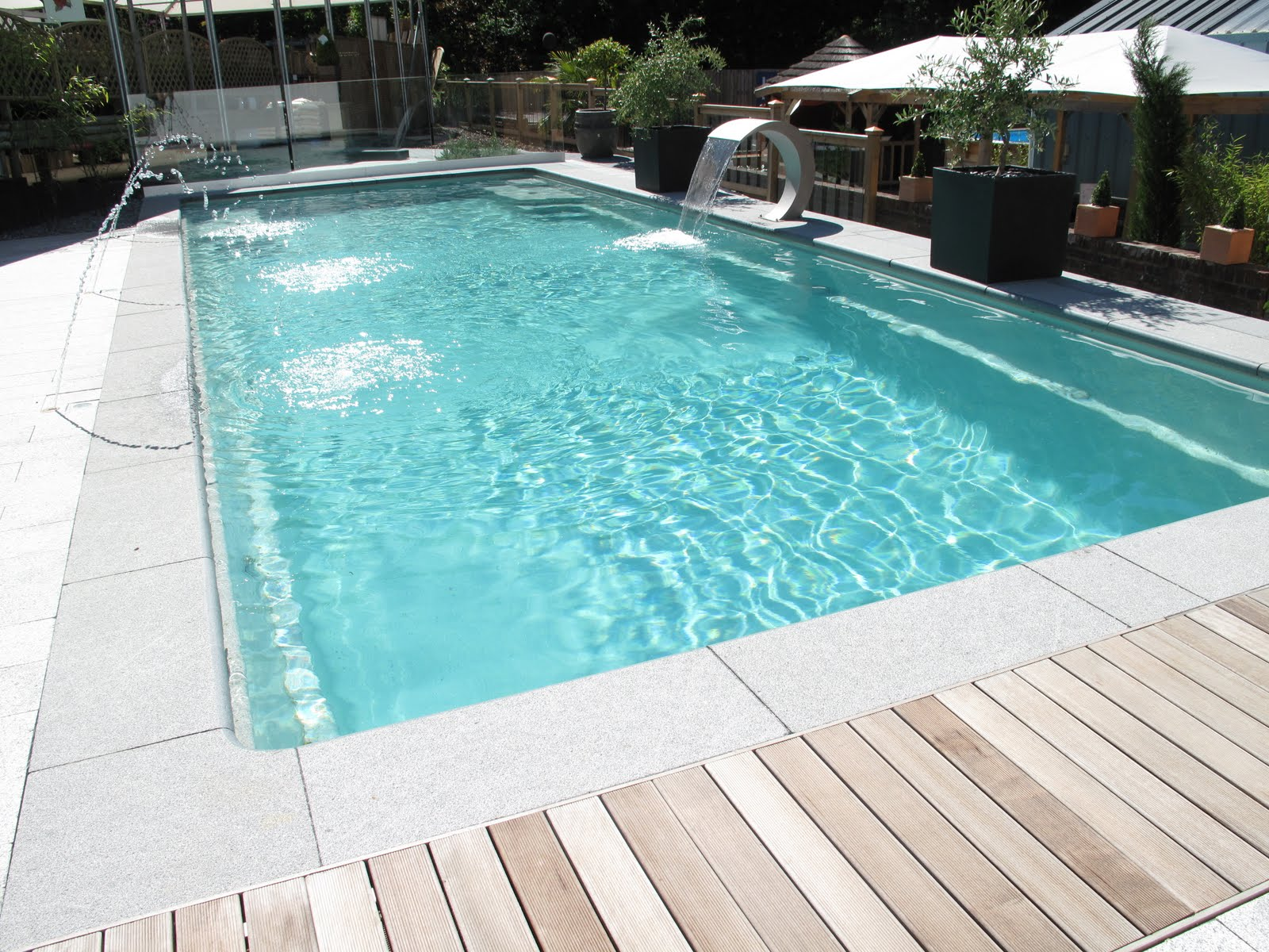 how an outdoor swimming pool can re invigorate your body and mind. Black Bedroom Furniture Sets. Home Design Ideas