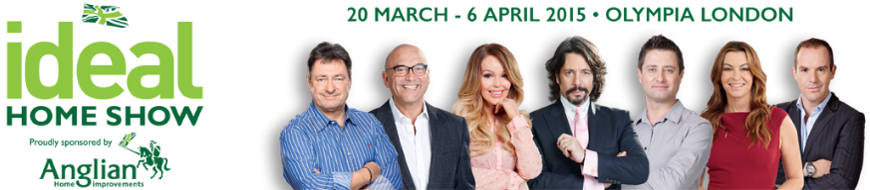Idead Home Show 2015 Banner Image