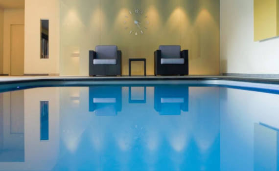 Luxury swimming pools - featured image