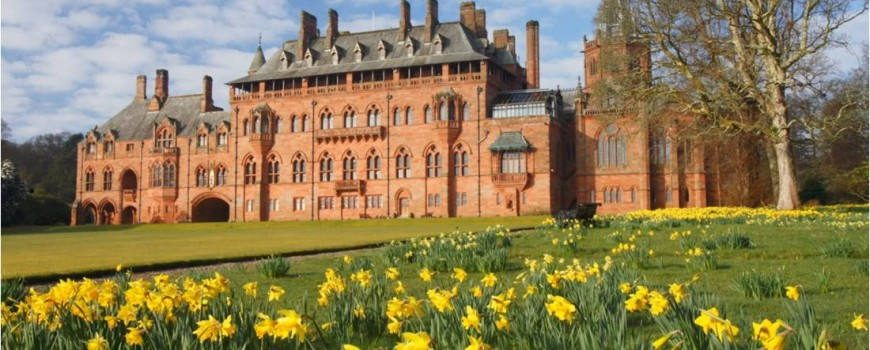 Mount Stuart - Home to the worlds first indoor heated swiming pool
