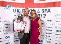 Compass pools cleans up at the 2017 Pool Awards.
