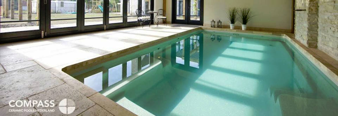 Indoor Ceramic Pool