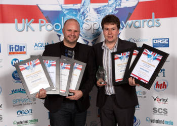 UK Pool & Spa Awards Image