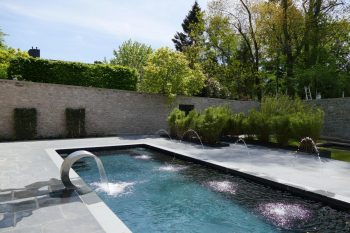 Swimming pool builders suppliers compass pools uk for Pool design uk