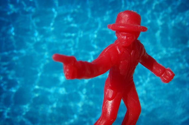 Cowboy pool builders