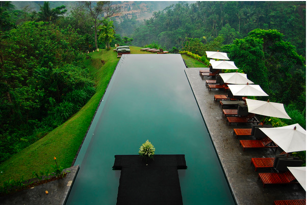 Infinity Swimming Pool Design U0026 Oveflow Pool Construction | Compass Pools