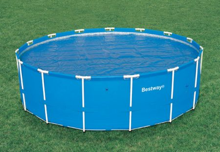 Inflatable/vinyl or PVC swimming pool