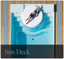 The Sun Deck Pool