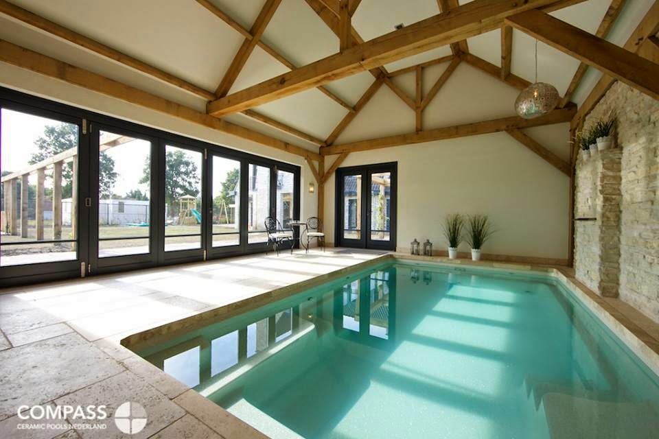 Luxury Indoor Swimming Pool Design Installation
